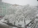 Зимняя сказка в апреле
